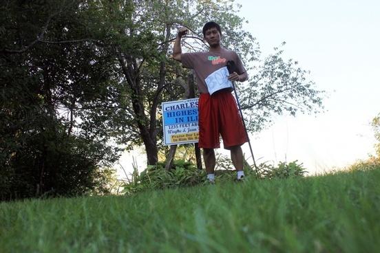 claiming illinois at charles mound illinois