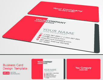 Classic business card eps free vector download 184644 free vector classic business cards design vector friedricerecipe Gallery