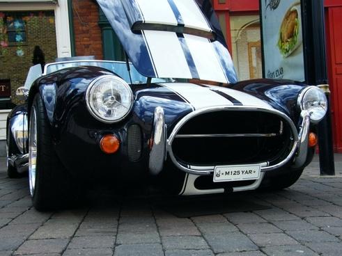 classic car cobra