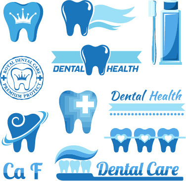 Dental Logo Design Free Vector Download 68 278 Free Vector For Commercial Use Format Ai Eps Cdr Svg Vector Illustration Graphic Art Design