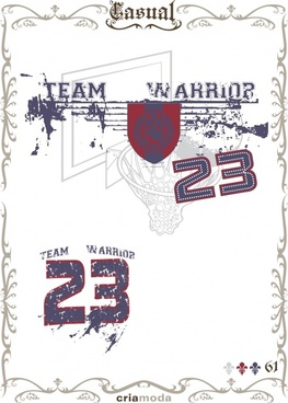 basketball poster blurry grunge retro design number decor
