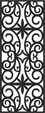 classic pattern 043 free cdr vectors art