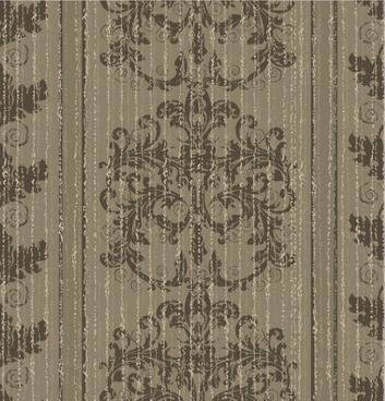 classic retro pattern shading 02 vector