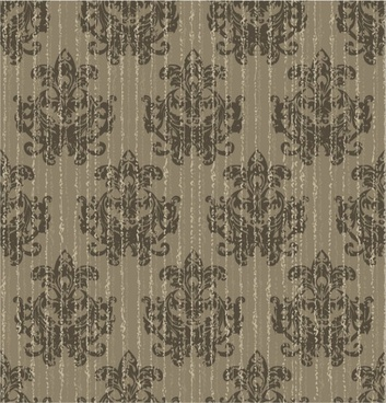 classic retro pattern shading 03 vector