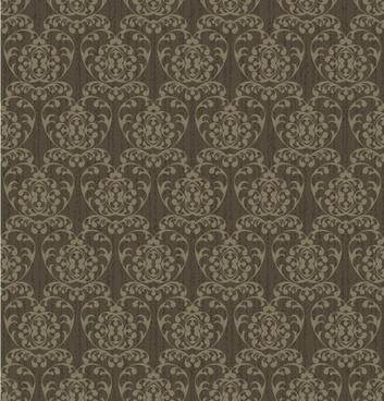 classic retro pattern shading 04 vector