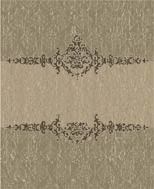 classic retro pattern shading 05 vector