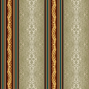 classic seamless decorative texture 01 vector