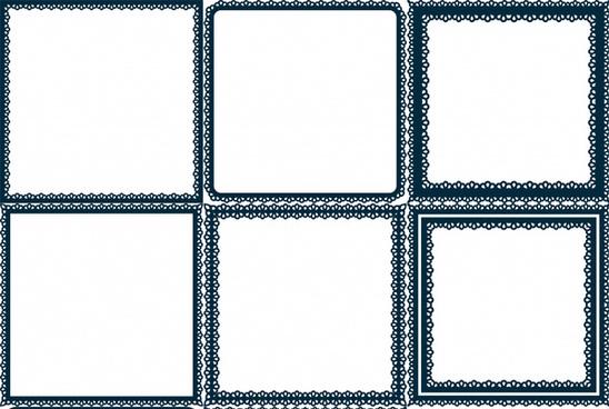 71e0c166bf Free lace trim vectors free vector download (2