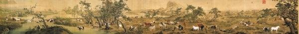 clear castiglione hundred horses definition picture