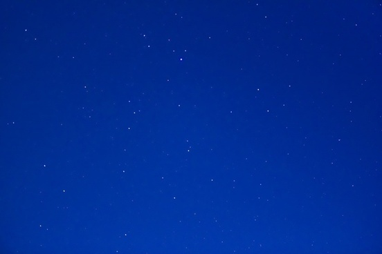 clear sky with stars at wildcat mountain state park wisconsin