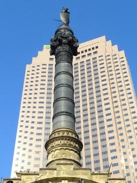 cleveland ohio monument