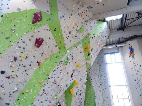 climb climbing hall climbing holds