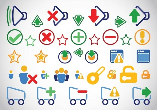 Clip Art Icons