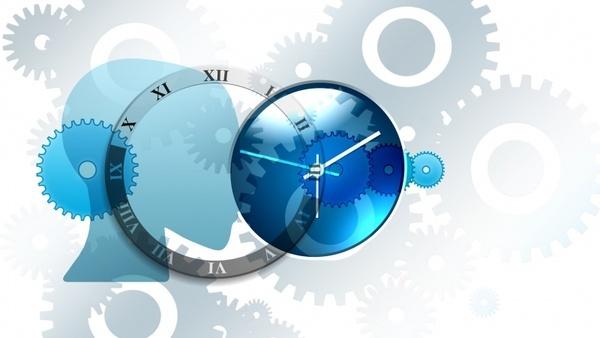 clock time gear