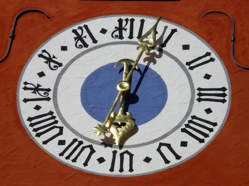 clock time of time