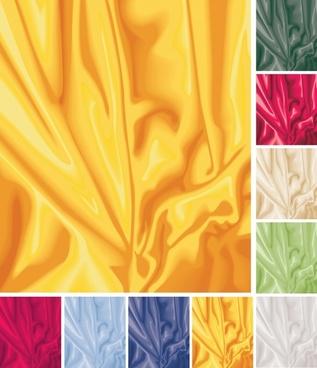 decorative background colored cloth pattern modern shiny 3d