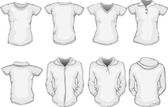 Clothing templates free vector download (14,575 Free vector) for ...