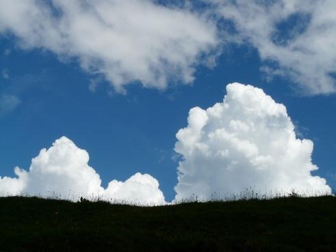 cloud cumulus clouds cumulus