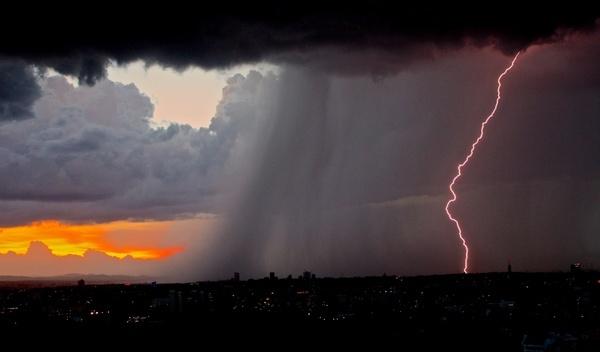 cloud danger dark disaster dramatic evening light