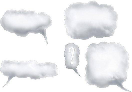 clouds dialog hd picture