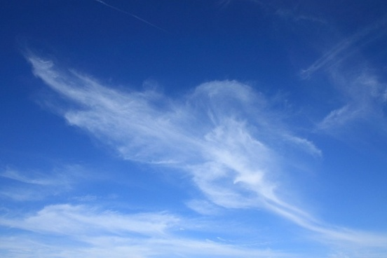 clouds sky cirrus