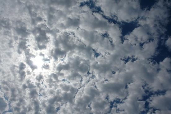clouds sky glomerulus