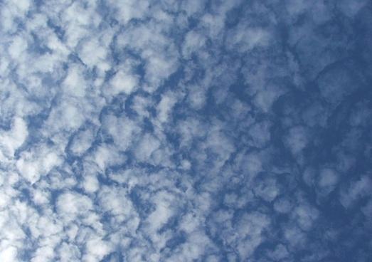 clouds sky white