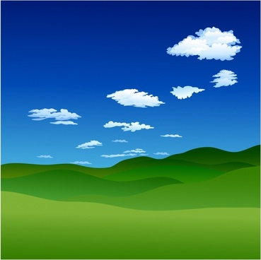Cloudy Landscapes