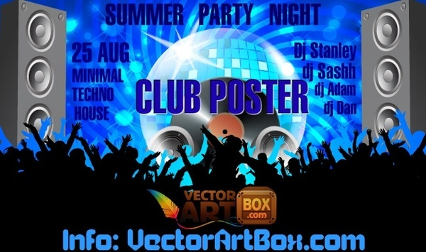 Club Poster