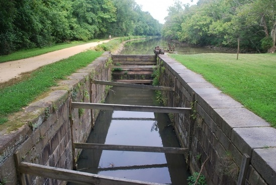 co canal lock 7