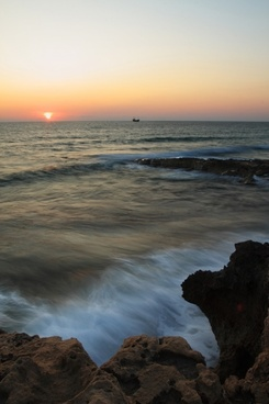 coast coastline landscape