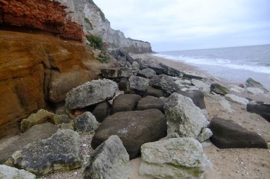 coastline cliff