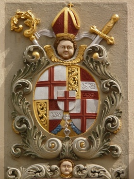 coat of arms marquard rudolf of rodt knight