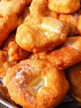 coated doughnut recipe