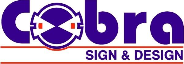 cobra sign e design