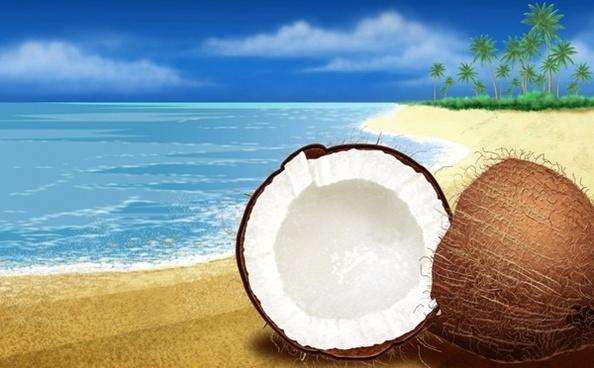coco beach chestnut