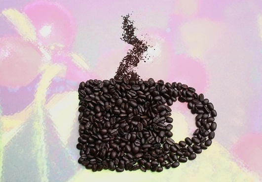 coffee beans java