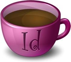 Coffee InDesign