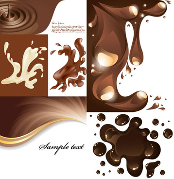 coffee pattern art