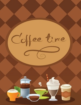 coffee time vector 2