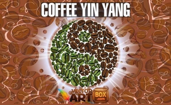 Coffee Yin Yang