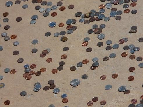 coins money euro