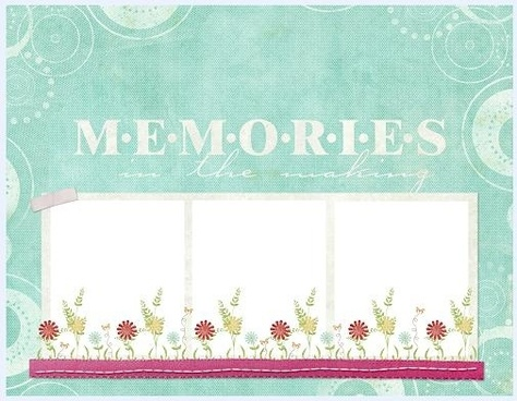 collage style cute photo frame 7