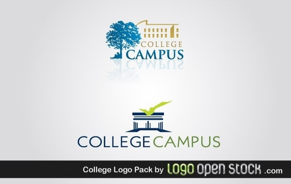 College Logo Pack