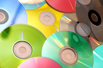 color cd picture