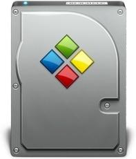 Color full Back Hard disk