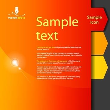 color label 01 vector