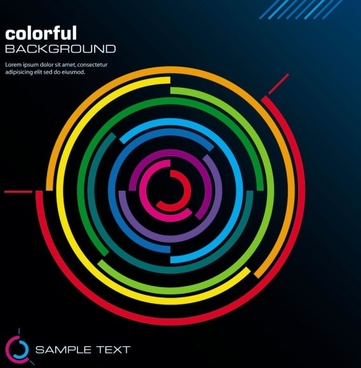 color line 02 vector