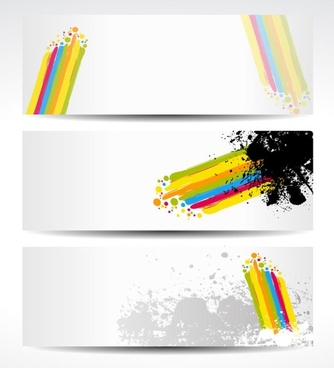 color note background 05 vector