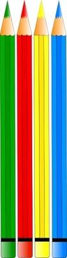 Color Pencils clip art